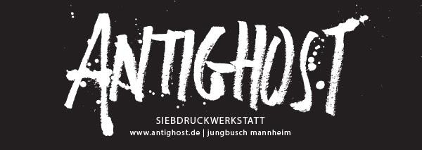 Antighost – Siebdruckwerkstatt